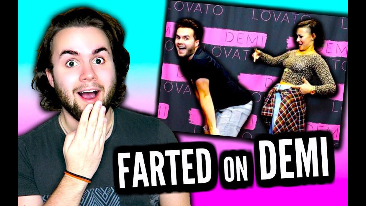 I Farted On Demi Lovato At A Meet And Greet Storytime With