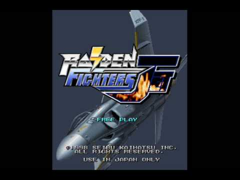 RAIDEN FIGHTERS ACES OST - RFJ16 Real Battle Final (ACESver.)
