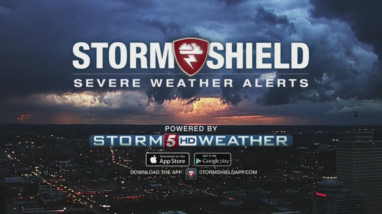Storm Shield App Offers Alerts For Your Location