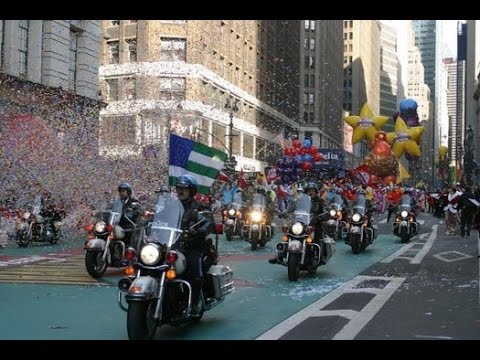 Macy's Thanksgiving Day Parade 2003 (full)