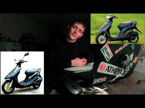 ТОП-5 скутеров для новичка