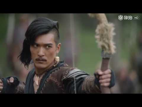 The Legend of the Condor Heroes(2017) Deleted Scene:Why Genghis Khan Want to Kill Jebe