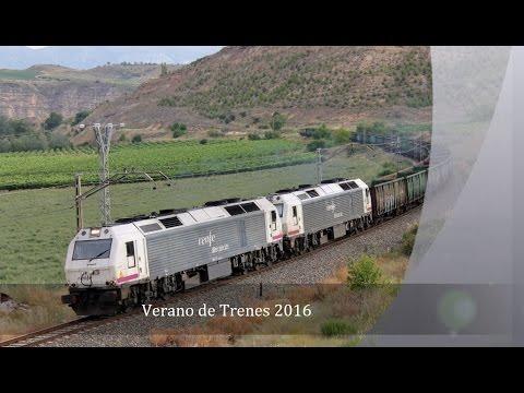 Verano de Trenes 2016