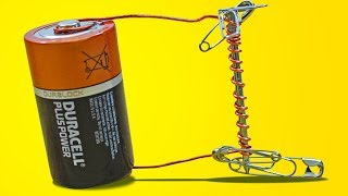 THE ELECTRO MAGNETIC SCIENCE EXPERIMENT | Understanding Science | Science Projects