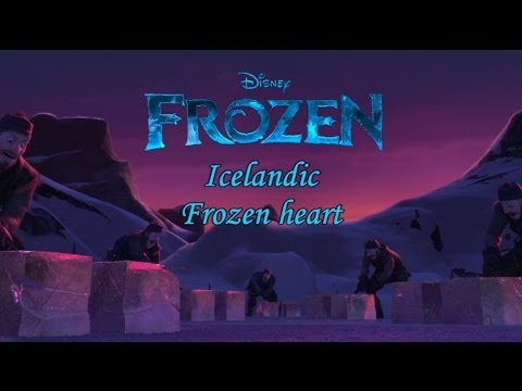 Frozen - Frozen Heart (Icelandic S+T)