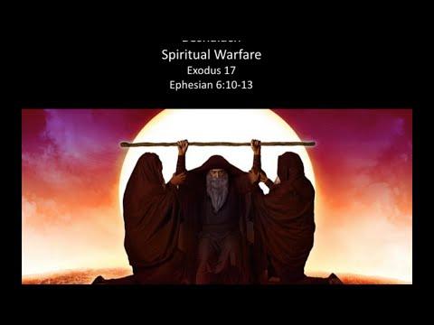 Beshalach - Spiritual Warfare