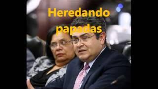 El hijo de Tuta catracho (Gobierno de Honduras contra Redes Sociales)