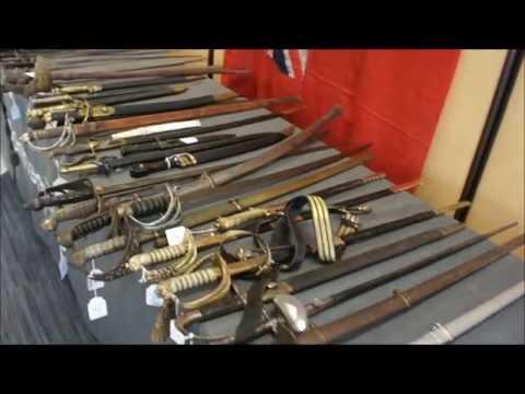 Bonhams Oxford Antique Arms And Militaria Viewing 01/08/2011