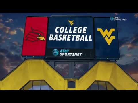 NCAAB 12 16 2017 Wheeling Jesuit at West Virginia