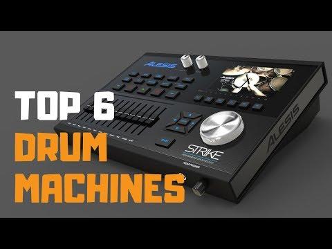 Best Drum Machine In 2019 - Top 6 Drum Machines Review
