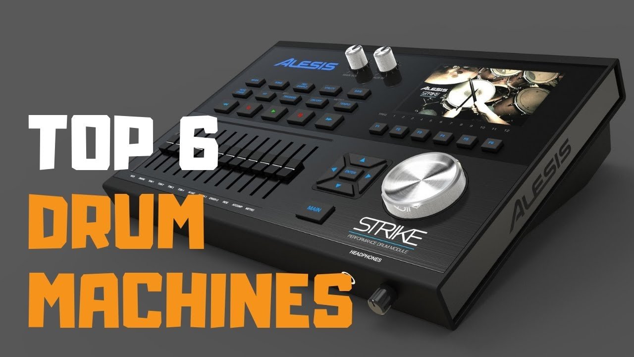 best drum machine in 2019 top 6 drum machines review youtube. Black Bedroom Furniture Sets. Home Design Ideas