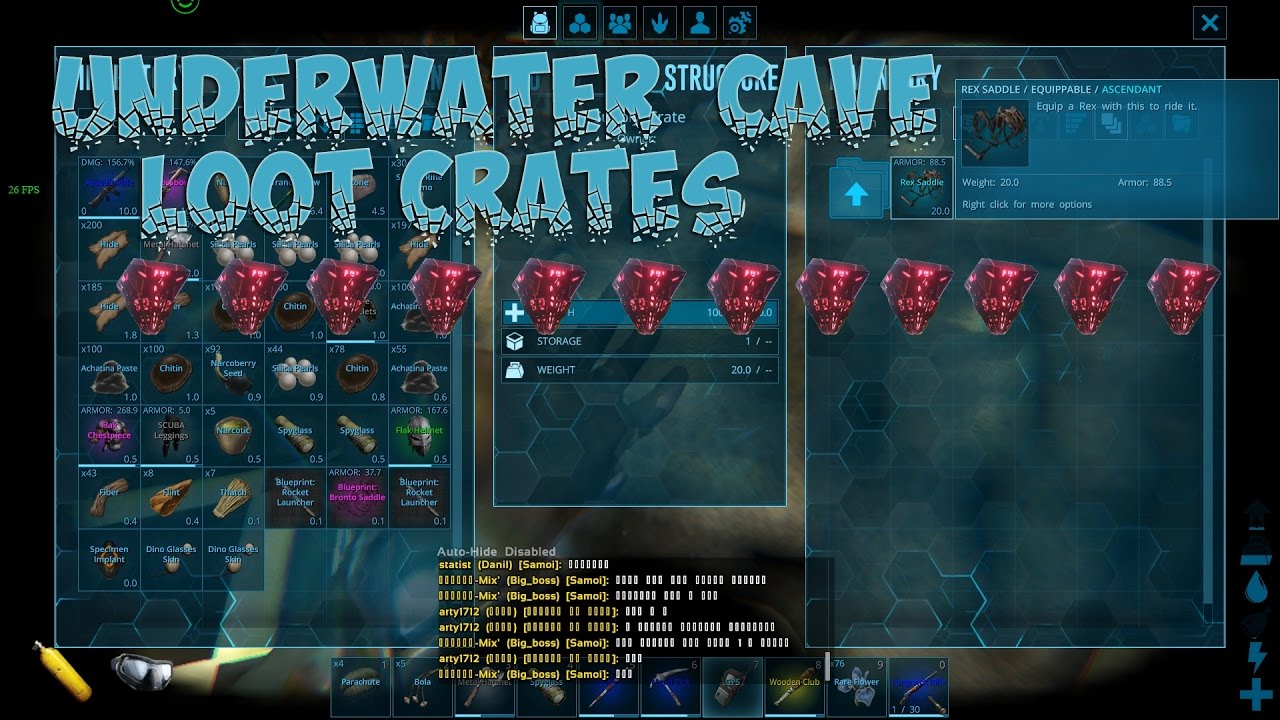 Insane blueprints from underwater loot crates ark survival evolved insane blueprints from underwater loot crates ark survival evolved malvernweather Images