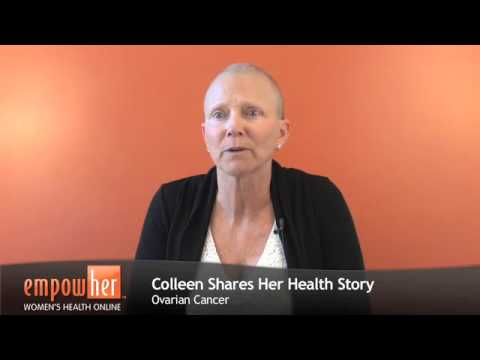 Ovarian Cancer, Are You Educating Your Family? - colleen her