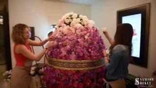 Аукцион Фаберже (Backstage)(Студия флористики «Самсон Букет» продолжает радовать москвичей оригинальными цветочными композициями...., 2016-07-06T15:03:32.000Z)
