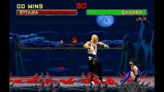 Mortal Kombat II Stage Fatalities