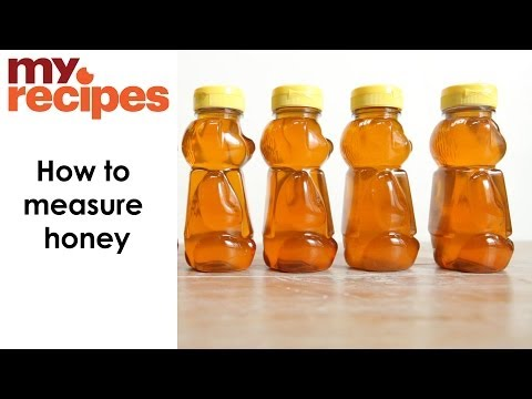 How to Measure Honey
