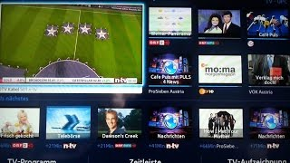 Maxdome Samsung Tv