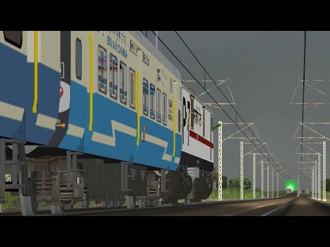 12057 New Delhi Una Jan Shatabdi Departures from Chandigarh at time in Indian Train Simulator