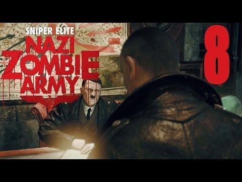 Снайперы против зомби - игры для мальчиков