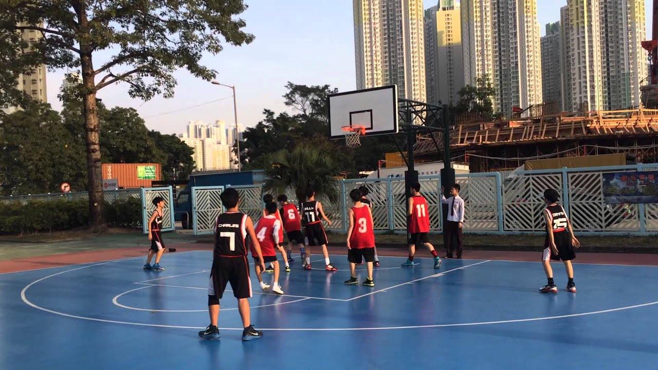 九龍體育會初中籃球聯賽-DREW LEAGUE JUNIOR 2015 LKY vs KTS PT-3 - YouTube