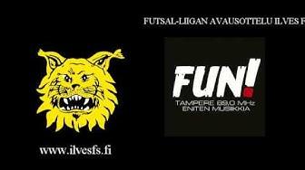 Ilves FS Antti Teittinen Radio Fun Tampereen haastattelussa 30.9.2014