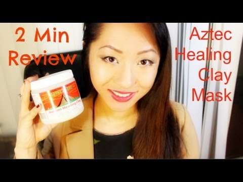 2 Min Review: Aztec Secret Indian Healing Clay
