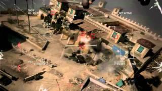 Call of Duty Modern Warfare 3 GTX 560 Non TI Gameplay Maxed Out