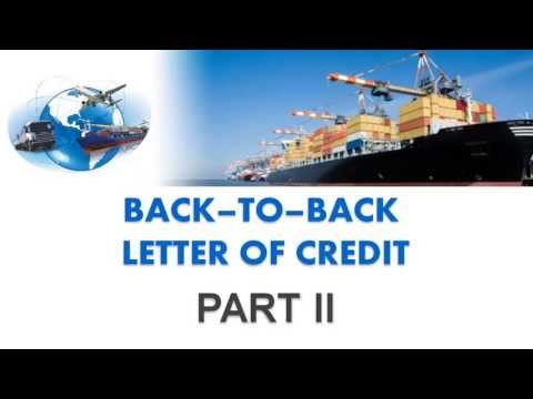 Letter Of Credit Lc Documentry Collection Export Import Letter Of Credit