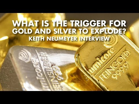 What Is The Trigger For Gold And Silver To Explode? - Keith