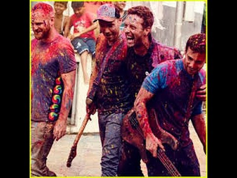 Coldplay New Official Video