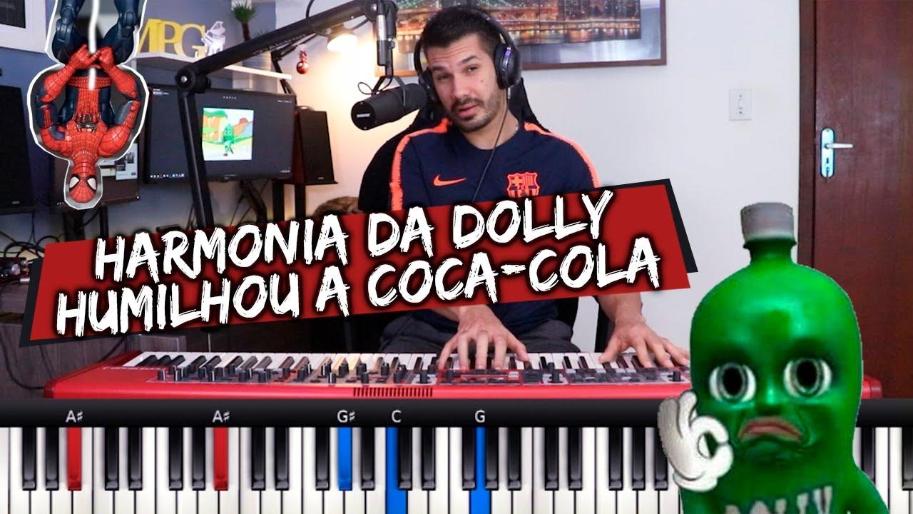 Papai vc é amor | Tutorial no teclado do comercial da Dolly