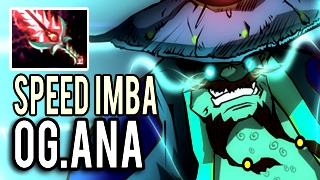 Thieves STORM SPIRIT is BACK! Critical Speed Imba with 23 Kills 888 GPM by OG.Ana 7.02 Dota 2