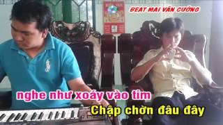 Can nha di vang Nhac song karaoke