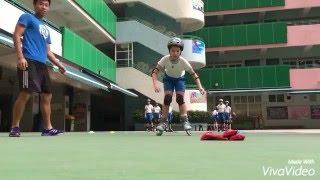 荔枝角天主教小學滾軸溜冰興趣班2016