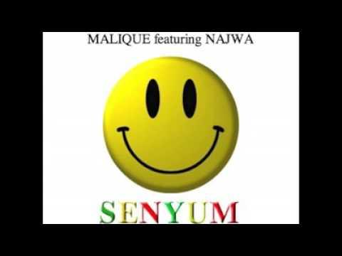 Senyum malique & najwa latif