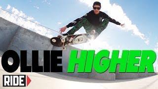 Baixar How-To Ollie Higher - BASICS with Spencer Nuzzi
