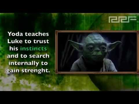 YODA | Great Mentors in Cinema History