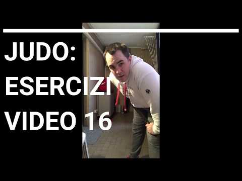JUDO: Esercizi Video 16