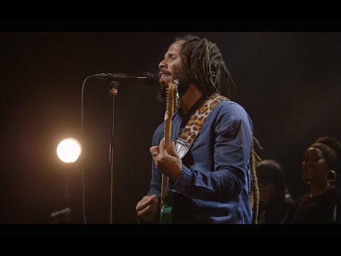 TRUE TO MYSELF - ZIGGY MARLEY LIVE IN PARIS