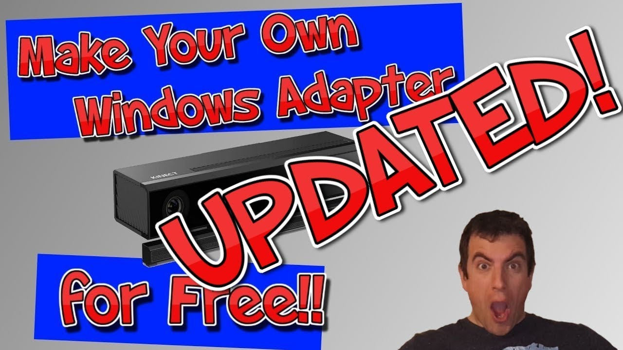 Xbox One Kinect Mod Update! - Troubleshooting and New Features