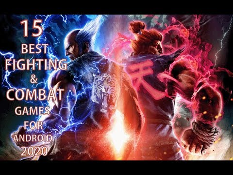 15 Best Fighting Games For Android 2020 | Best Combat Games !
