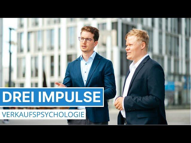 Diese drei Impulse aus der Verkaufspsychologie kannst du nutzen - Für Onlineshops