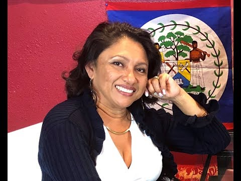 BELIZE'S AUDREY MATURA ON BELIZE GOING TO THE INTERNATIONAL COURT OF JUSTICE (ICJ)!