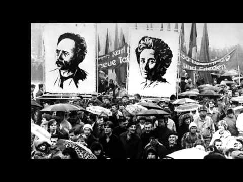 15th January 1919: The deaths of Karl Liebknecht and Rosa Luxemburg
