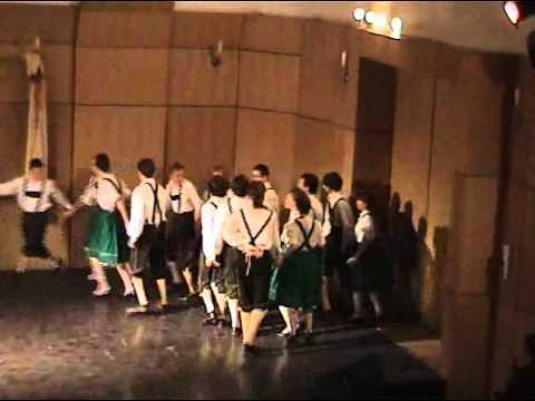 bécs idősek egyetlen táncok