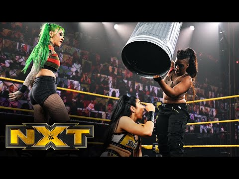 Blackheart & Moon vs. The Way – NXT Women's Tag Team Championship Street Fight: WWE NXT, May 4, 2021