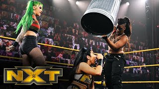 Blackheart & Moon vs. The Way - NXT Women's Tag Team Championship Street Fight: WWE NXT, May 4, 2021