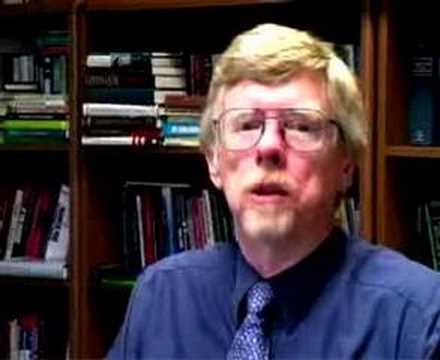 2006 Midterm Elections Analysis, Duke University Professor