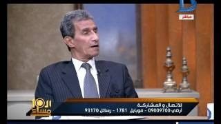 العاشرة مساء|هجوم السفير معصوم مرزوق على طرق اعتقال الشباب