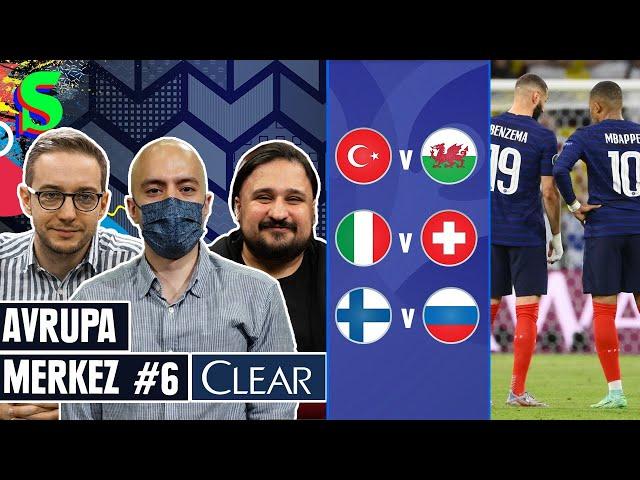 🔴 EURO 2020'de Altıncı Gün: Orkun Çolakoğlu, Ozan Can Sülüm, Fatih Demireli | Avrupa Merkez #6
